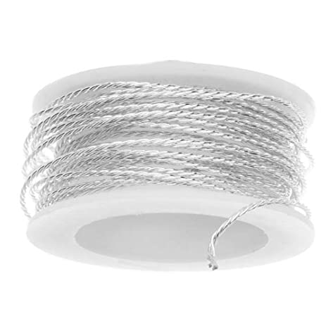 Amazon.com: Artistic Wire, Twisted Craft Wire 20 Gauge Thick, 3 ...