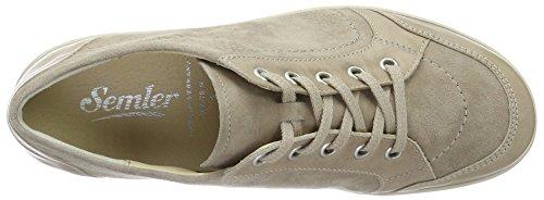 Semler B6025-253, Zapatillas Mujer Beige (Stein)