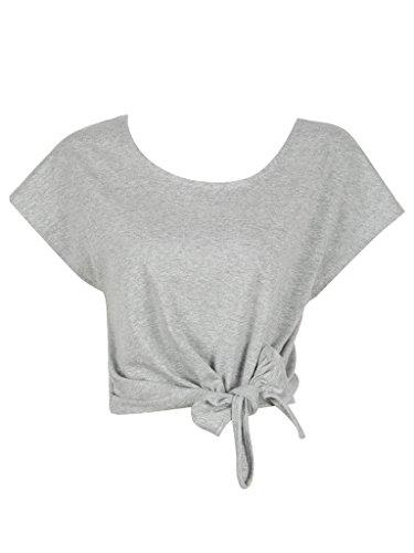 Persun Women Front Sleeve T shirt
