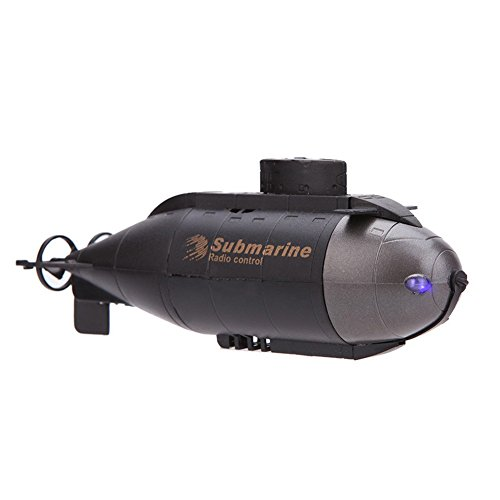 Egoelife 6-Channel RC High Speed Racing Electronic Submarine Boat Ship High Simulation Model Toys