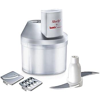 Amazon Com Bamix Slicesy Hand Blender Food Processor