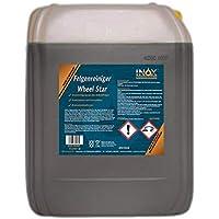 INOX® Wheel Star Felgenreiniger, 5 Liter - Säurehaltiges Konzentrat entfernt starke Verschmutzungen wie Flugrost und Bremsstaub