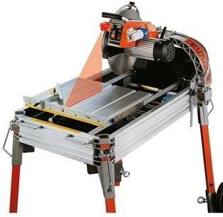ADT mesa Sierra/piedra corte mesa Ste 350 L con laser: Amazon.es ...