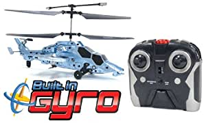 GYRO Raven 4.5CH Land And Sky Electric RTF Remote Control RC Helicopter (Color May Vary)