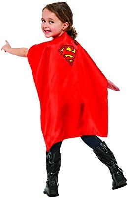 Rubies - Capa de disfraz Superman para niños, Talla única infantil ...
