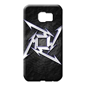 samsung galaxy s6 cases Protective Eco-friendly Packaging phone cover shell metallica star