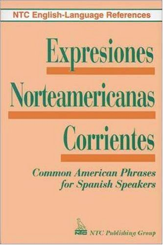 Expresiones Norteamericanas Corrientes by Brand: McGraw-Hill