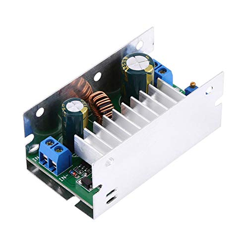 200w Step - Akozon 200W 7A 6-35V to 6-55V High Power Step Up Boost Converter Charger Module with Aluminum Case