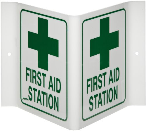 First Aid Station Sign (Brady 49382 9