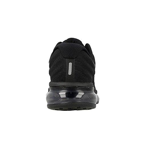 Nike Air Max 2017 (Gs), Scarpe da ginnastica, sneakers moda, Nero, 36.5 EU