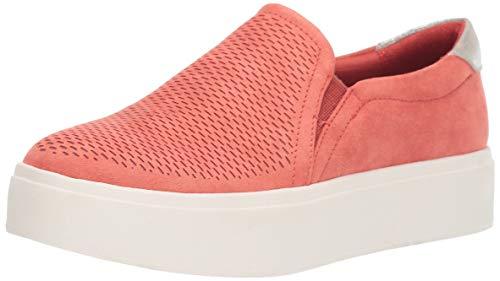 (Dr. Scholl's Shoes Women's Kinney Sneaker, Passion Fruit Chopout Microfiber, 11 M)