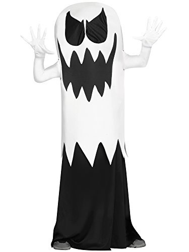 [Kids Floating Ghost Costume size Medium 8-10] (Childrens Ghost Costume)
