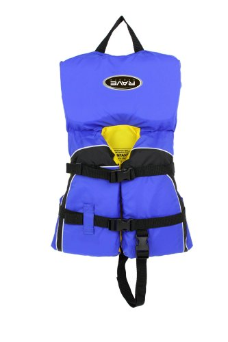 Best Rave Infant Life Vests - RAVE Sports Infant Nylon Personal Flotation