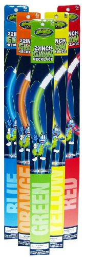 WeGlow International Glow Necklaces (9 pack)