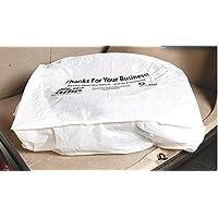 39 x 44 Plastic Large Heavy Duty Tire Bag, Roll, White; PK100