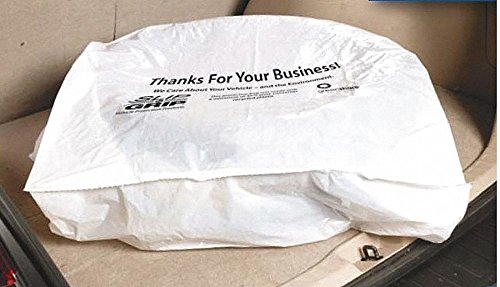 Standard Tire Bag, Roll, PK100