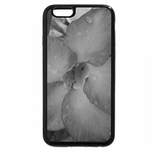 iPhone 6S Case, iPhone 6 Case (Black & White) - Kemboja