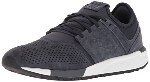 New Balance Men's 247v1 Sneaker, Navy, 12 D US -