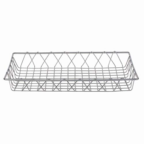 G.E.T. Enterprises Gray 18 Wire Pastry Basket, 2