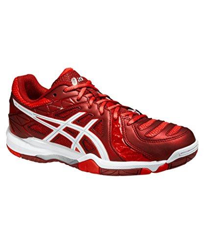 Thrust Pour Femme Chaussures Rouge De gel Handball Bordeaux hallensportschuhe BYEqOPw