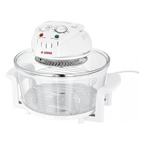 Judge Halogen Oven, White, 1400 W JEA30