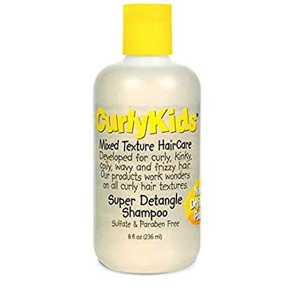 best shampoo for baby curly hair