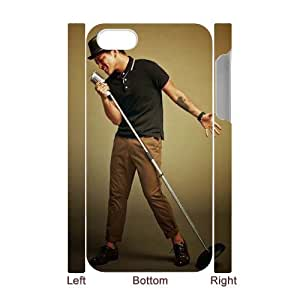 TOSOUL Diy hard Case Bruno Mars customized 3D case For Iphone 4/4s