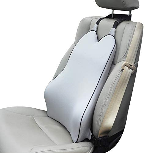 Amazon.com: Dreamer Car soporte lumbar para asiento de ...