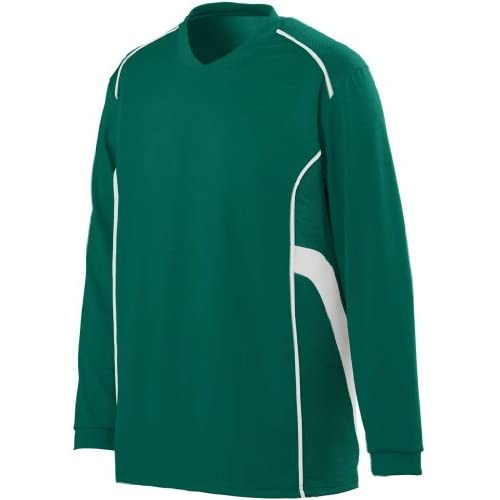 Augusta Sportswear BOYS' WINNING STREAK LONG SLEEVE JERSEY for cheap