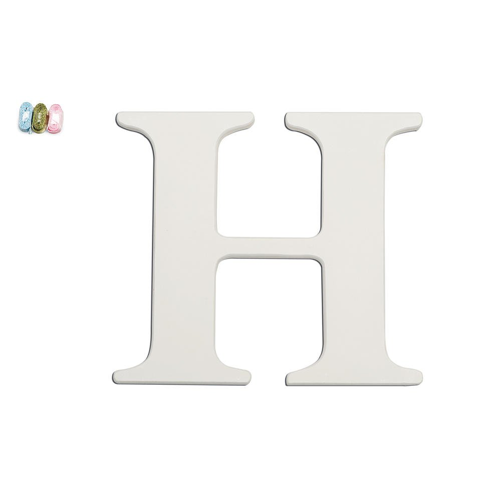 amazoncom babiesquotrquotus e wooden personalizable letter With babies r us wall letters