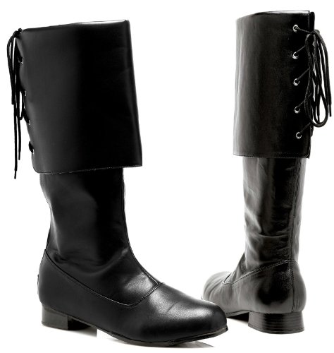ELLIE SHOES - Sparrow (Black) Adult Boots, Medium (10-11)
