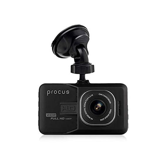Procus Convoy Car Dash Camera,FHD 1080P, 3