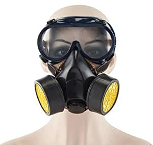 BeiTai Respirator Mask Organic Vapor Dust-proof and Anti-virus Mask Respirator Safe activated carbon is used to prevent organic steam, gasoline, pesticides, acetone, carbon disulfide and so on