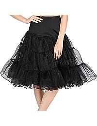 DaisyFormals® Petticoat Crinoline Retro Vintage Swing 1950's Rockabilly Slip