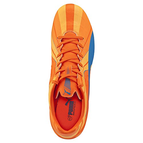 4 Foot Tricks Chaussures 4 Orange Fg Evospeed De vzHTqT7