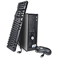 Dell OptiPlex - Core 2 Duo E3600 1.86GHz - NEW 1GB  - 80GB CDRW/DVD - Windows 7 Professional (Certified Reconditioned) (Certified Refurbished)