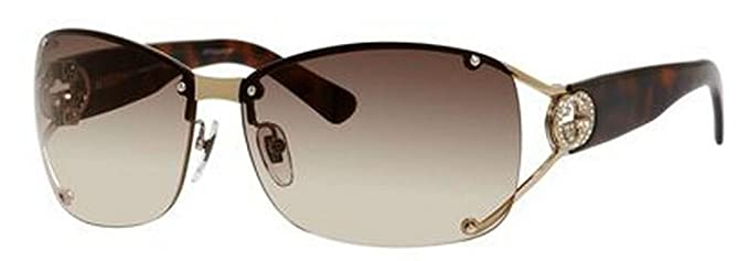 771f3dcba50 Image Unavailable. Image not available for. Colour  Gucci Women s 2820 F S  Metal Oval Sunglasses