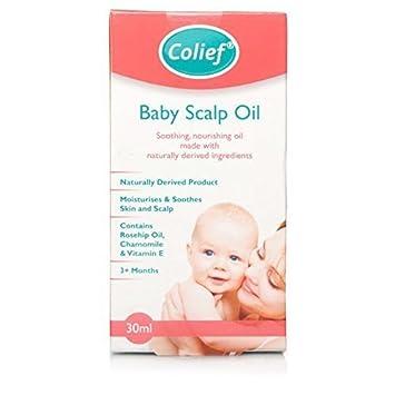 Forum Health Colief Baby Scalp Oil Forum Health Products Ltd 81118