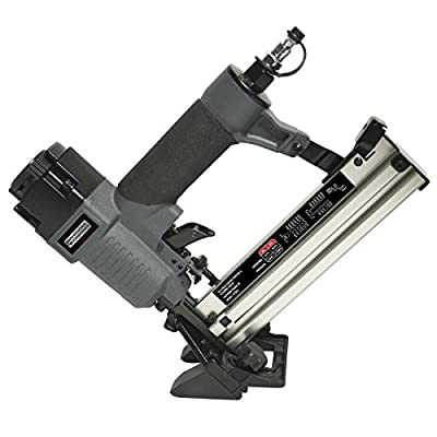 Professional Woodworker 7560 18 Gauge Pneumatic Flooring Nailer