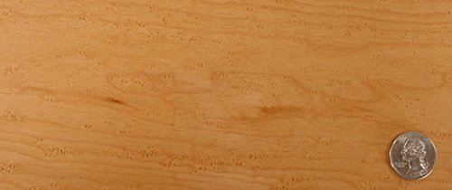 MAPLE BIRDS EYE/boards lumber 3/4 X 6 X 36 surface 4 sides by WOODNSHOP