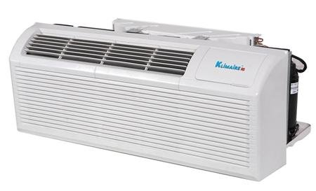 Klimaire KTHM012-E3C2 12 000 BTU PTAC Packaged Terminal Air Conditioner with 3kw Electric Heater Quick Condenser Electronic Controls Optional Remote and Wall Sleeve Included in price