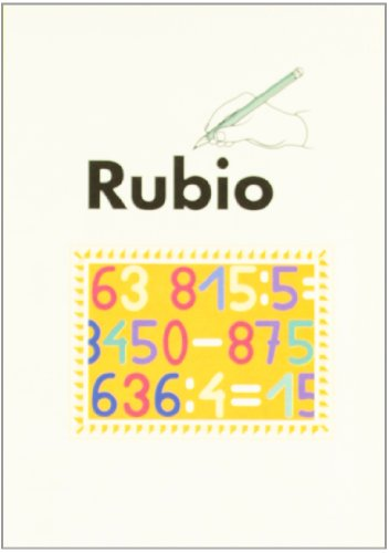 Rubio PR-18 - Cuaderno problemas por Rubio