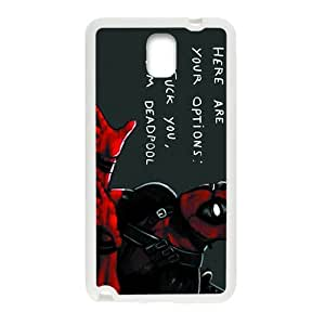 Deadpool Cell Phone Case for Samsung Galaxy Note3