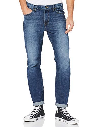 Lee Rider Cropped Jeans, Mid Bold Kansas, 44 IT (30W/34L) Uomo