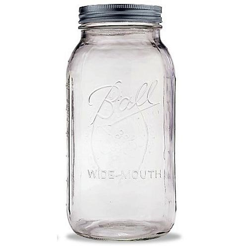 Ball ounce Jar Wide Mouth product image