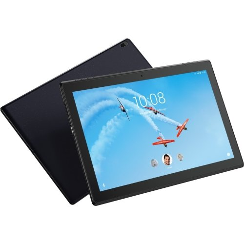 Lenovo Tab 4, 10.1' Android Tablet, Quad-Core Processor, 1.4GHz, 16GB Storage, Slate Black, ZA2J0007US