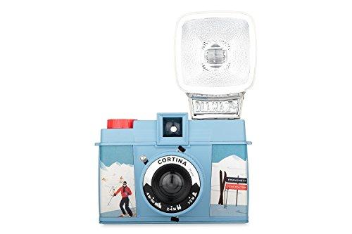 Lomography Diana F Medium Format Camera With Flash - 8