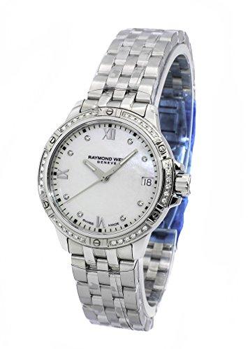 Raymond Weil Tango Mother of Pearl Diamond Dial Ladies Watch ()