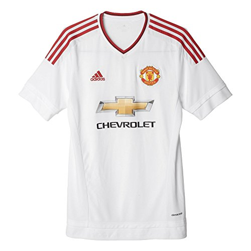 adidas Mens Soccer Manchester United FC Away Jersey (X-Large) ()