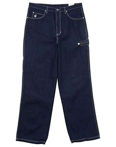 Roca Wear Loose Fit Carpenter Jeans Mens Style: F02005116-DKINDIGO Size: L34W36 ()